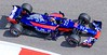 Brendon Hartley, new driver for Toro Rosso.