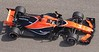 Two time World Champ Fernando Alonso drives for McLaren. Promsing engine changes for 2018 convinced him to re-sign with this struggling team.