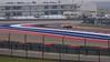 Vettel sweeps through turn 16