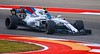 Williams driver Lance Stroll.