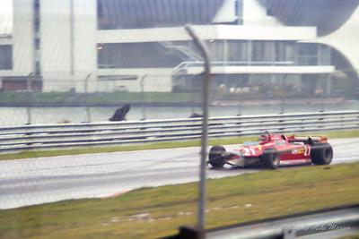 No.27 Gilles Villeneuve.