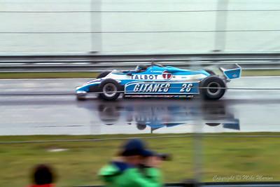 No.26 Jacques Laffite.