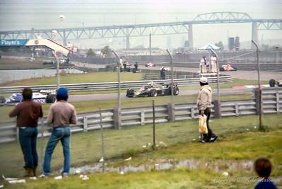 No.12 Nigel Mansell.
