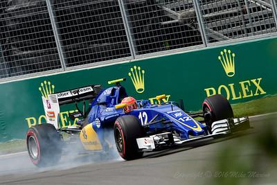 No.12 Felipe Nasr.