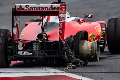 5 Sebastian Vettel, Scuderia Ferrari, Austria, 2016