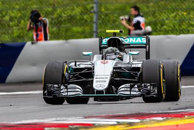 6 Nico Rosberg, Mercedes AMG Petronas Motorsport Formula One Team, Austria, 2016