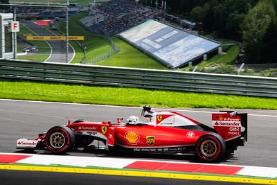 Sebastian Vettel, Scuderia Ferrari, Austria, 2016