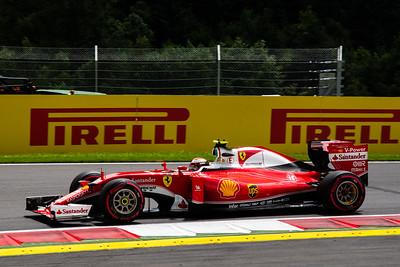Kimi Raikkonen, Scuderia Ferrari, Austria, 2016
