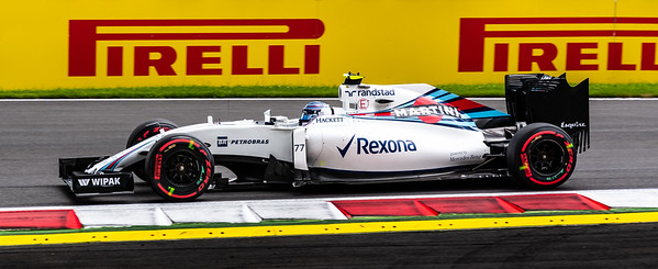 Valtteri Bottas, Williams Martini Racing, Austria, 2016
