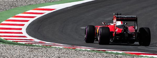 2007 F1 World Champion Kimi Raikkonen, Scuderia Ferrari, Austria, 2016