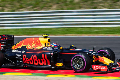 33 Max Verstappen, Red Bull Racing, Austria, 2016