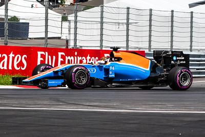 94 Pascal Wehrlein, Manor Racing MRT, Austria, 2016