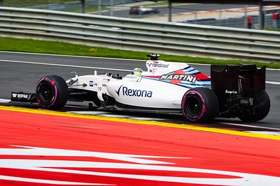 19 Felipe Massa, Williams Martini Racing, Austria, 2016