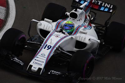 No.19 Felipe Massa.