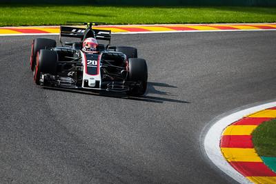 F1, 2017, Belgian GP, FP1