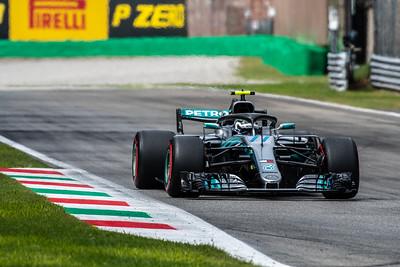 F1, 2018, Italian GP, Monza, FP3