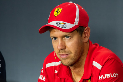 F1, 2018, Italian GP, Monza, Thursday Drivers' Press Conference