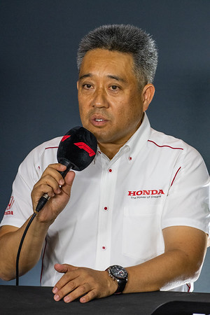 Press conference regarding Japanese Grand Prix, Italy, Monza, 2018