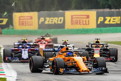 F1, 2018, Italian GP, Monza, Race