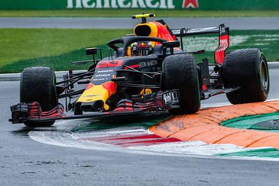 F1, 2018, Italian GP, Monza, FP1