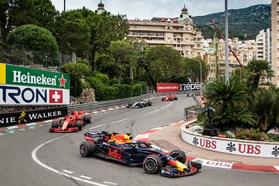 F1, 2018, Monaco GP, Race