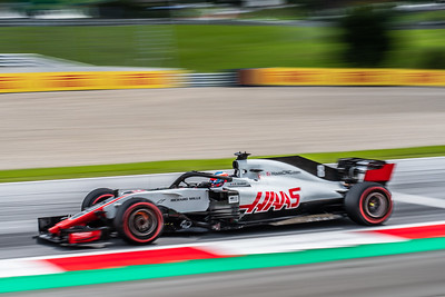 F1, 2018, AUSTRIAN GP, Red Bull Ring, FP1