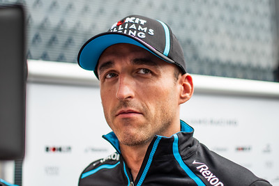 #88 Robert Kubica, ROKiT Williams Racing , Belgium, 2019