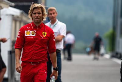 Antti Kontsas, Scuderia Ferrari, Belgium, 2019