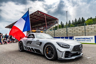 The Official FIA Safety Car, Belgium/Spa, 2019