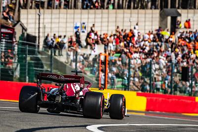 Kimi Raikkonen, Belgium/Spa, 2019