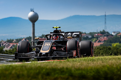Kevin MAGNUSSEN, Budapest/Hungary, 2019