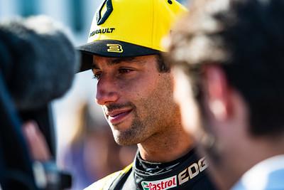 Daniel Ricciardo, Renault F1 Team, Hungary, 2019