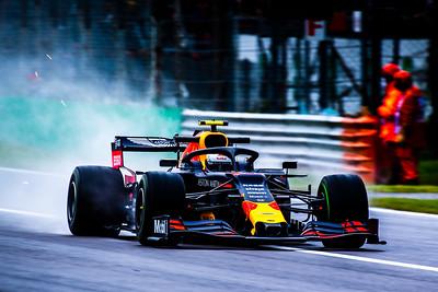 Alexander ALBON, Italy/Monza, 2019
