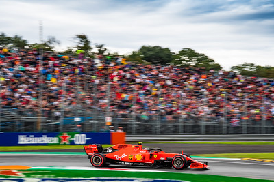 Charles LECLERC, Italy/Monza, 2019