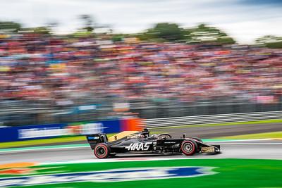Romain GROSJEAN, Italy/Monza, 2019