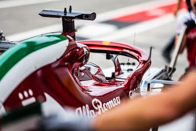 Kimi Raikkonen, Italy/Monza, 2019