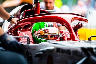 Antonio Giovinazzi, Italy/Monza, 2019