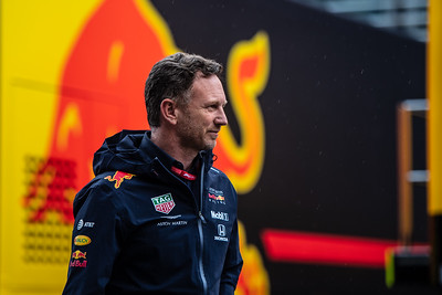 Christian Horner, Aston Martin Red Bull Racing, Italy, 2019