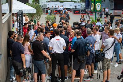 #33 Max Verstappen, Aston Martin Red Bull Racing, Italy, 2019