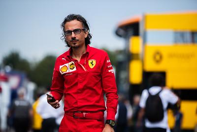 Laurent Mekies, Scuderia Ferrari, Italy, 2019