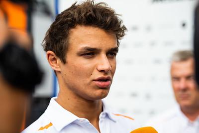 #4 Lando Norris, McLaren F1 Team, Italy, 2019