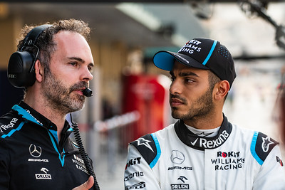 Roy Nissany (ISR, Williams F1 Team), Abu Dhabi 2019