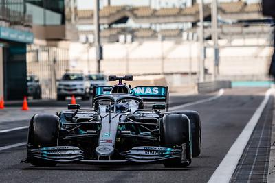 #77 Valtteri Bottas, Mercedes AMG Petronas Motorsport, UAE, 2019