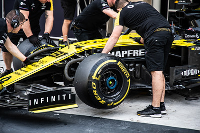 #31 Esteban Ocon (FRA, Renault F1 Team), Abu Dhabi 2019