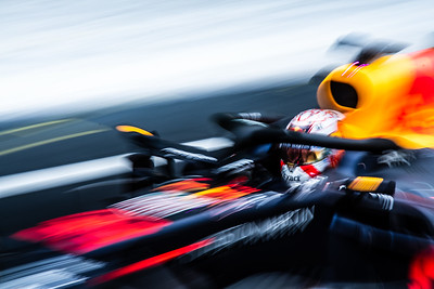 #33 Max Verstappen, Aston Martin Red Bull Racing, UAE, 2019