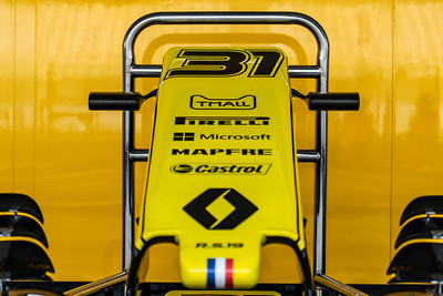 Esteban Ocon (FRA, Renault F1 Team), Abu Dhabi 2019