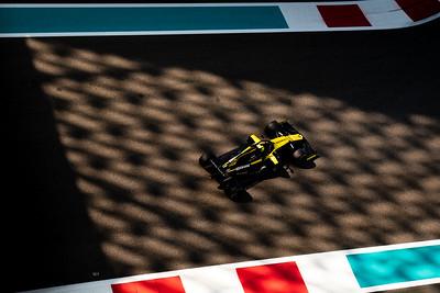 Nico Hülkenberg, Renault F1 Team, UAE, 2019