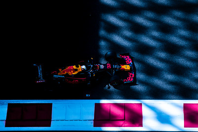 Max Verstappen, Aston Martin Red Bull Racing, UAE, 2019