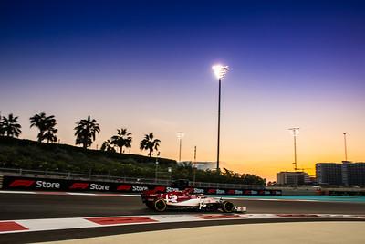 Kimi Raikkonen, UAE/Abu Dhabi, 2019