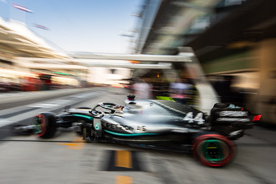 Lewis HAMILTON, UAE/Abu Dhabi, 2019